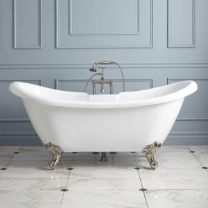 6Ft Clawfoot Tub