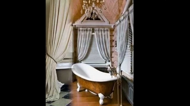 Marvelous Clawfoot Tub Shower Curtain Solutions Clawfoot Tub Shower Curtain Droppingtimber Youtube