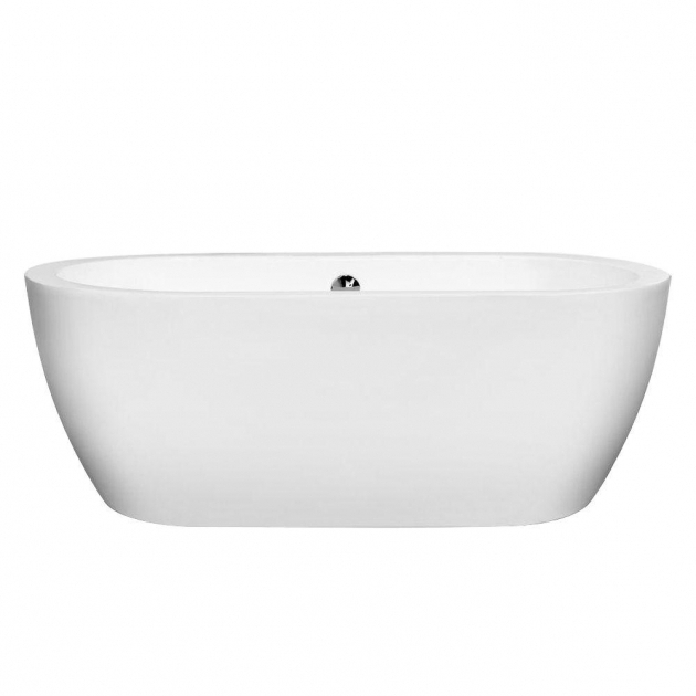 Marvelous Wyndham Collection Soaking Tubs Wyndham Collection Soho 5 Ft Center Drain Soaking Tub In White