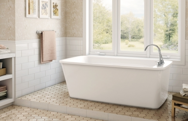 Outstanding 2 Sided Bathtub Bathroom Bring A Vintage Style For Your Bathroom With Clawfoot