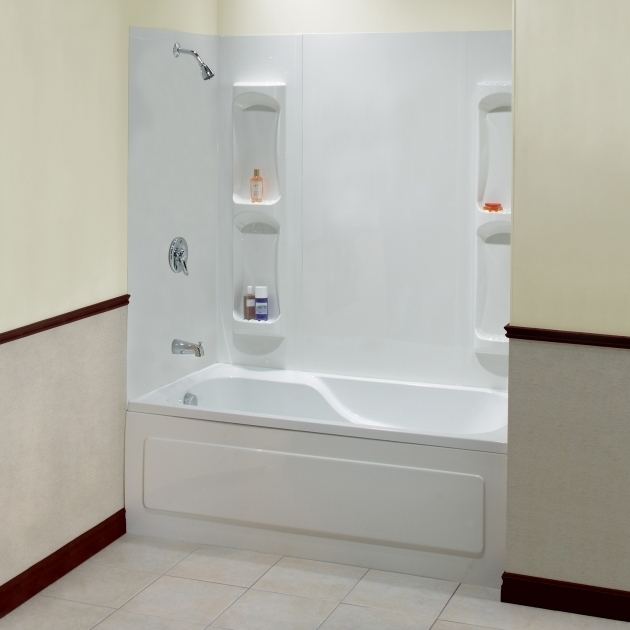 Outstanding Soaking Tub Shower Combo Surplus Warehouse