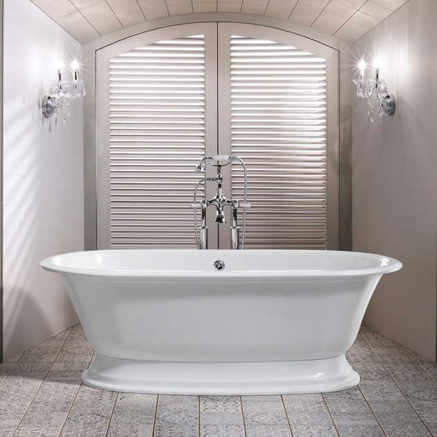 Outstanding Victoria And Albert Soaking Tub Victoria Albert Elwick Bath Luxe Design