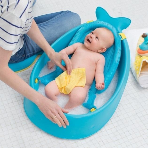 Outstanding Whale Bathtub Ba Bath Tub Mo Smart Sling Skip Hop