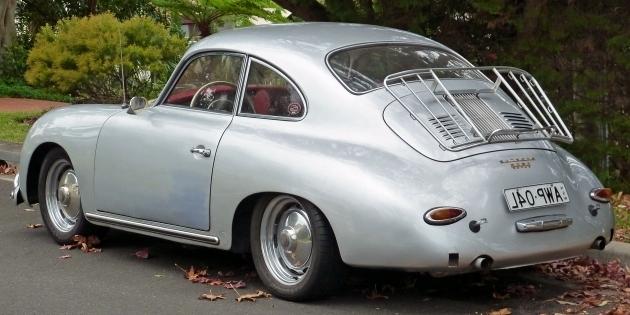 Picture of Bathtub Porsche Porsche 356 History Photos On Better Parts Ltd