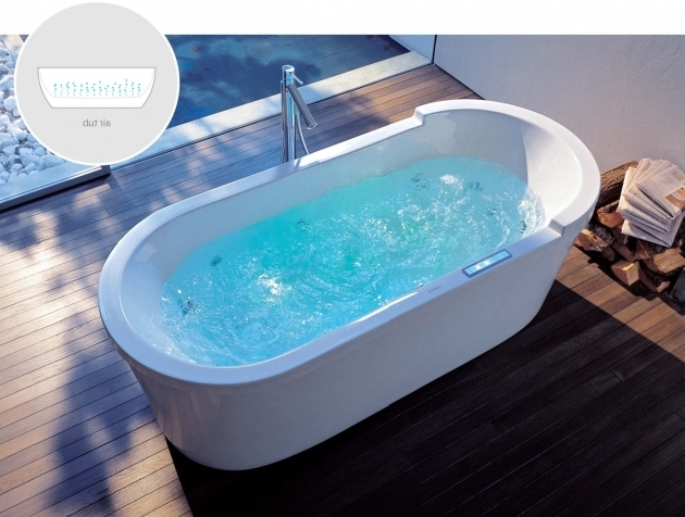 Picture of Freestanding Whirlpool Tubs Air Tub Vs Whirlpool Whats The Difference Qualitybath