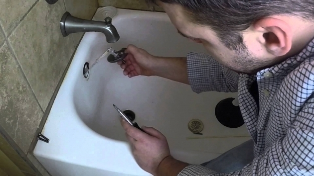 Picture of Unclogging Bathtub How To Unclog Your Bathtub Drain In 5 Minutes Youtube