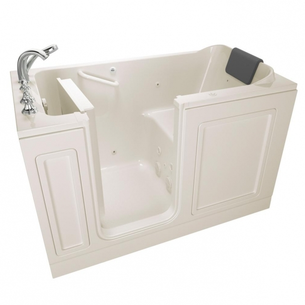 Remarkable 4Ft Bathtubs American Standard Gelcoat 4 Ft Walk In Left Quick Drain Bathtub