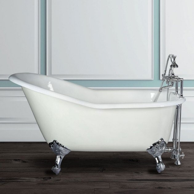 6ft clawfoot tub bathtub designs for 6 ft tub