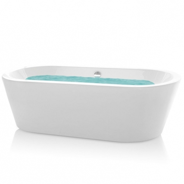 Stunning Freestanding Whirlpool Tubs Freestanding Tubs Bathtubs Whirlpools The Home Depot
