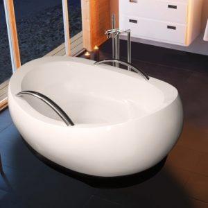 Oversized Bathtub