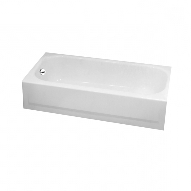 Stylish Briggs Bathtub Shop Briggs Pendant White Porcelain Enamel Rectangular Skirted