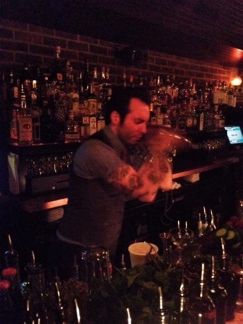 Wonderful Bathtub Gin Burlesque The Bathtub Gin New York Daniel Arbs