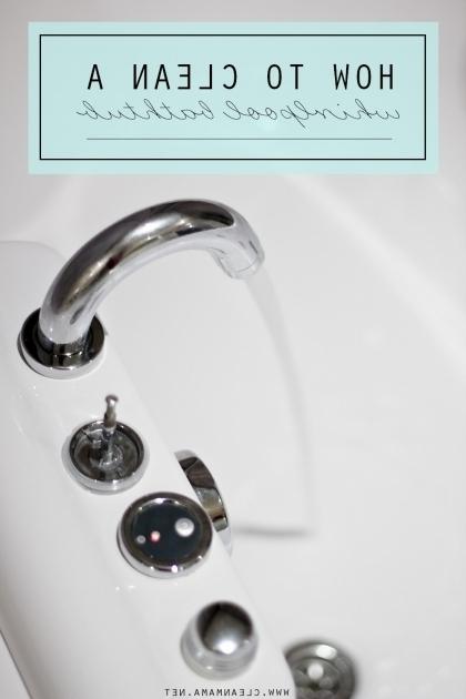 Wonderful Cleaning A Whirlpool Tub To Clean A Whirlpool Bathtub Clean Mama
