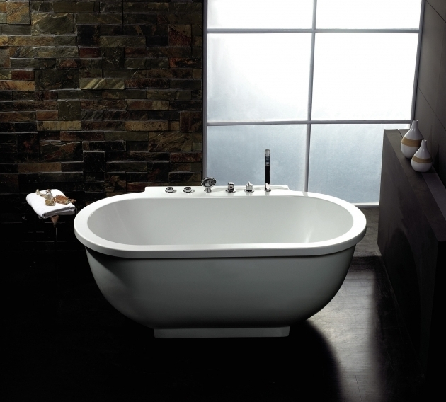 Wonderful Freestanding Whirlpool Tubs Ariel Bath 71 X 37 Free Standing Whirlpool Tub Bathtubs Plus