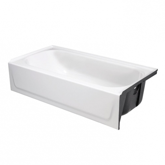 Alluring Bootzcast Bathtub Bootz Industries Bootzcast 5 Ft Right Drain Soaking Tub In White