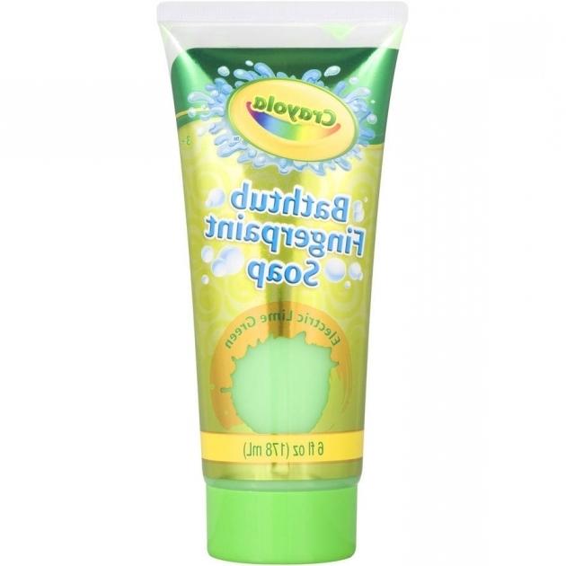 Alluring Crayola Bathtub Fingerpaint Soap Crayola Bathtub Fingerpaint Soap 6 Fl Oz Colors May Vary