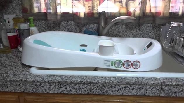 Amazing 4Moms Bathtub 4moms Infant Tub Youtube