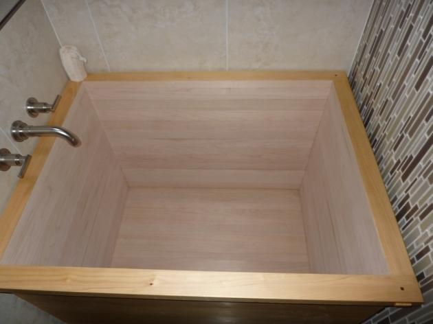 Awesome Diy Japanese Soaking Tub The Natural Of Japanese Ofuro Home Improvings