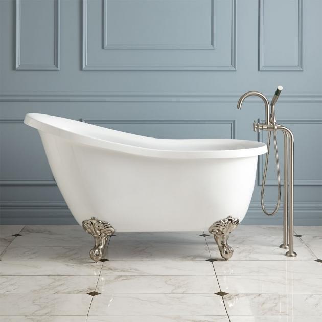 Awesome Old Clawfoot Tub Bathroom Gorgeous Clawfoot Bathtub For Luxury Bathroom Idea