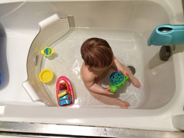 Beautiful Baby Proof Bathtub Badam Bathtub Divider The Green Head