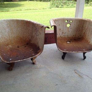 Clawfoot Tub Couch