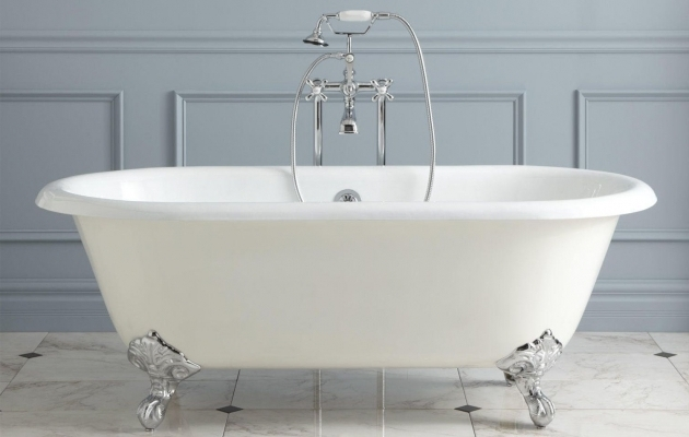Exceptionnel How Long Is A Standard Bathtub Designs