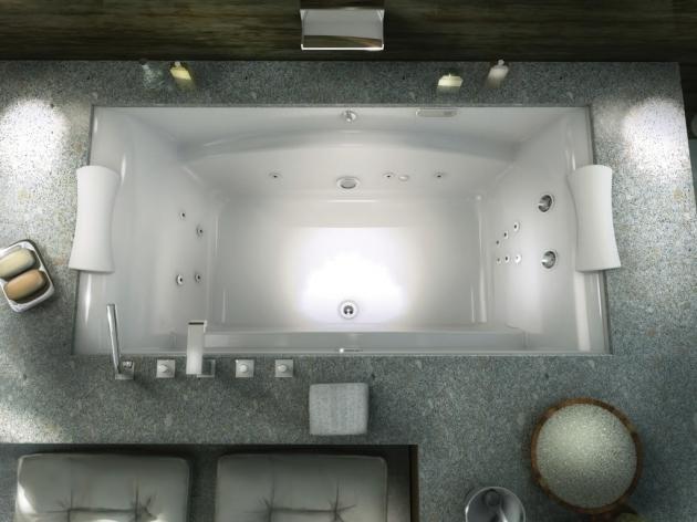 Fantastic Undermount Whirlpool Tubs Maax Optik 72 X 42 Acrylic Drop In Or Undermount Bathtub