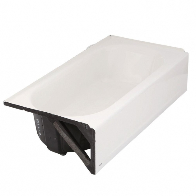 Fascinating Americast Bathtub American Standard Princeton 5 Ft Americast Right Hand Drain