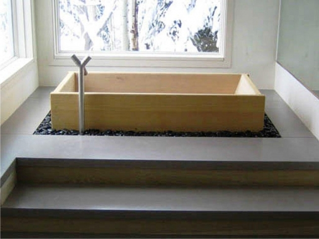 Fascinating Diy Japanese Soaking Tub Diy Japanese Soaking Tub Kitchen Bath Ideas Why Japanese