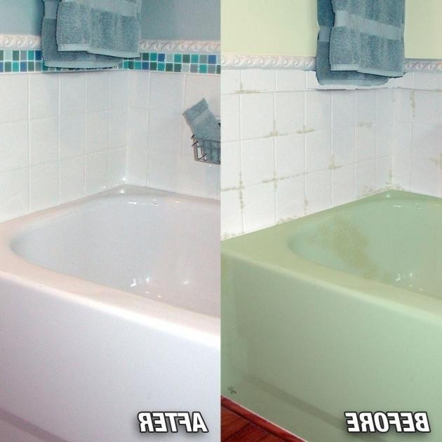 Epoxy Spray Paint For Tubs : Spray paint bathtub designs