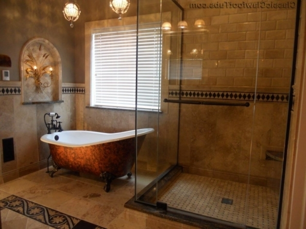 Image of Used Clawfoot Tubs Strong Clawfoot Tubs Design For Modern Bathroom Design The Homy