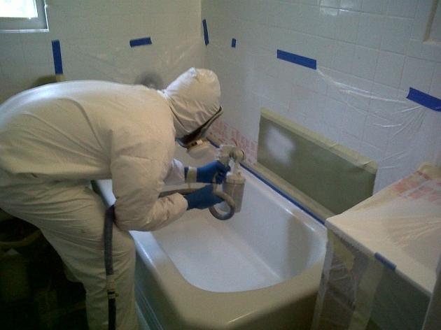 Inspiring How To Reglaze A Bathtub How Much To Reglaze A Bathtub Urevoo