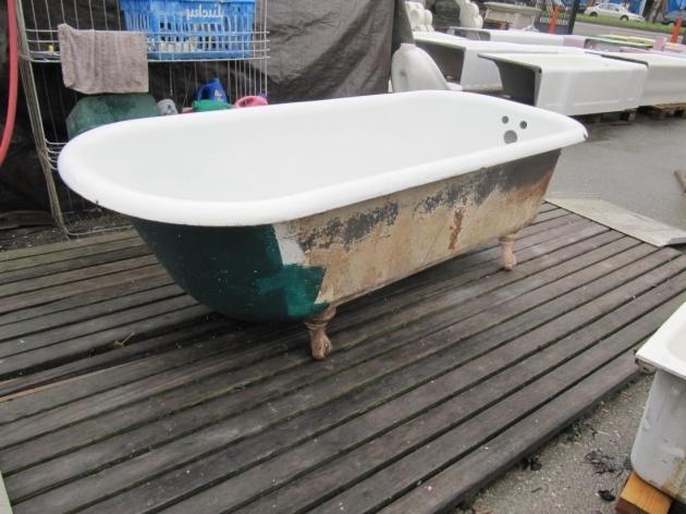 Used Clawfoot Tubs Bathtub Designs