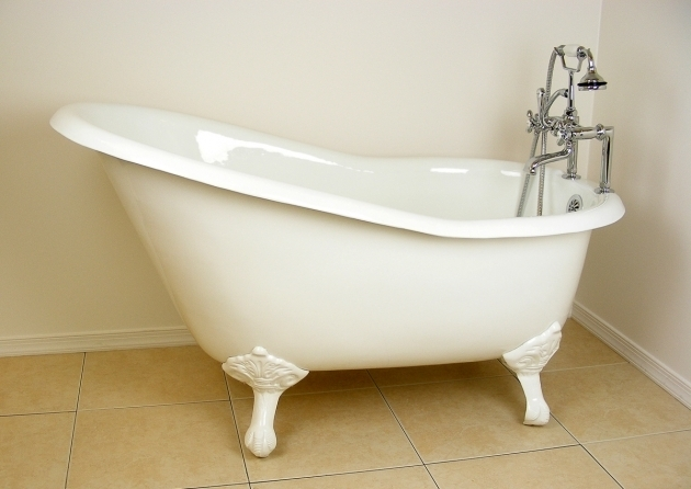 Marvelous Cheap Clawfoot Tub Remodeling Ideas Vintage Clawfoot Tub Tedxumkc Decoration