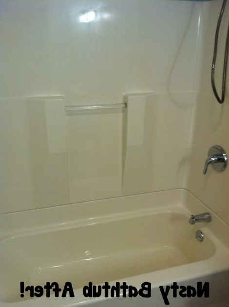 Outstanding How To Remove Rust From Bathtub My Homemade Happiness Nasty Rusted Bathtub Before After