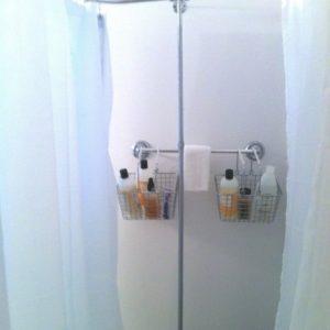 Clawfoot Tub Shower Caddy