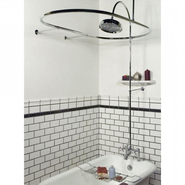 picture of clawfoot tub shower ring clawfoot tub shower curtain ring clawfoot tub shower curtain for