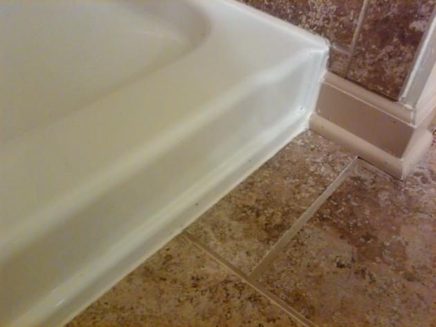 Stunning Bathtub Floor Trim Bathtubs Trendy Bathtub Floor Sealer Trim 74 Amazoncom Red Devil