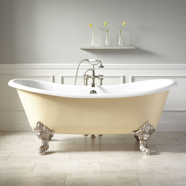 Stunning Cheap Clawfoot Tub Bathroom Cast Iron Clawfoot Bathtub For Sale Clawfoot Bathtub