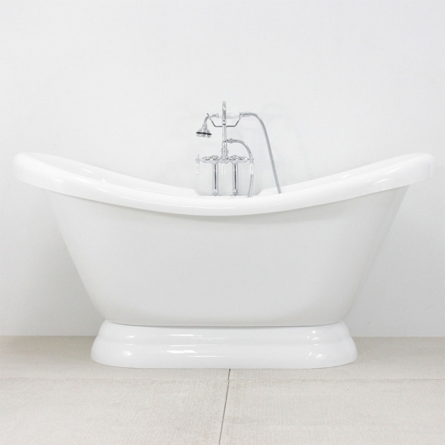 Stunning Clawfoot Whirlpool Tub Air Jetted Whirlpool Freestanding Clawfoot And Pedestal Bath Tubs