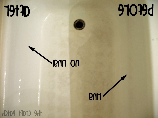 Stunning How To Clean Bathtub With Baking Soda The Craft Patch No Scrub Miracle Tub Cleaner