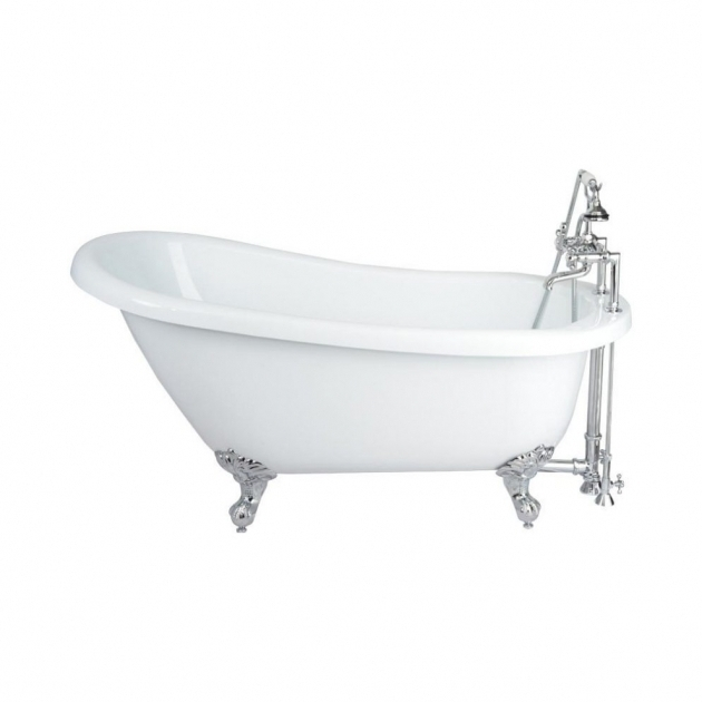 Standard Tub Size And Other Important Aspects Of The Bathroom: Clawfoot Tub Dimensions