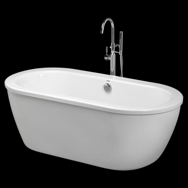 Soaking tub dimensions bathtub designs for Freestanding tub dimensions