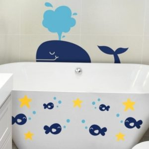 Bathtub Decals