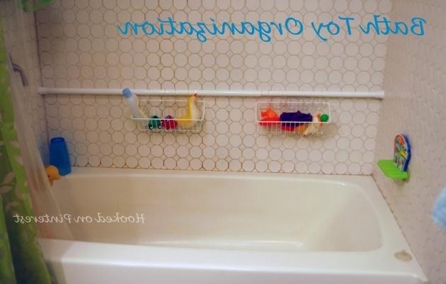 Alluring Bathtub Toy Holder Bathroom Awesome Bathtub Toy Holder 6 Full Image For Bathtub