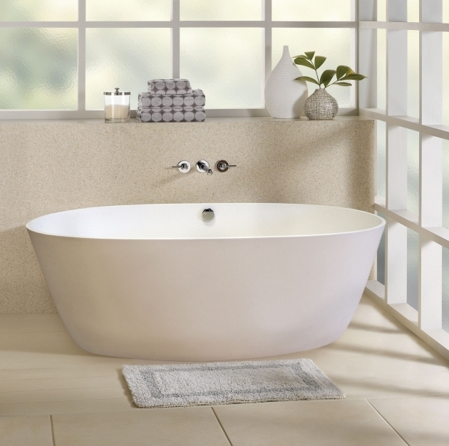 Stand Alone Bathtubs Bathtub Designs