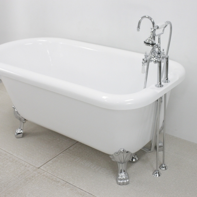 Amazing Classic Clawfoot Tubs Hlfl59fpk 59 Hotel Collection Classic Clawfoot Tub And Faucet Pack