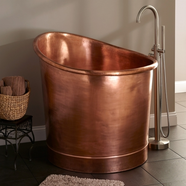 Awesome Japanese Soaking Tub For Sale 39 Velletri Copper Japanese Soaking Tub Bathroom