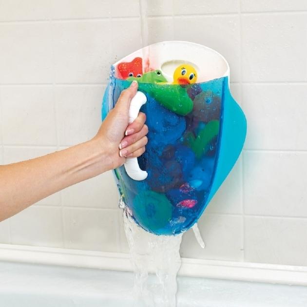 Beautiful Bathtub Toy Holder Bath Toy Scoop Bath Toy Holder Bath Tub Toy Organizer