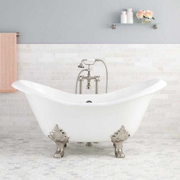 Fantastic Clawfoot Tub With Jets Bathroom Impressive Bathroom Design With Clawfoot Tub With Jets